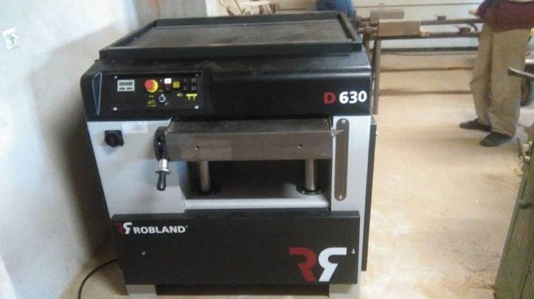 Grubościówka Robland D630