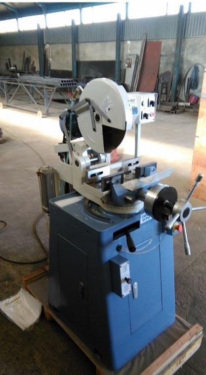 Przecinarka tarczowa do metalu Bernardo CS 350 SA zamontowana w 09-304 Zieluń